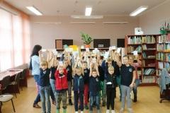1 klasa w bibliotece